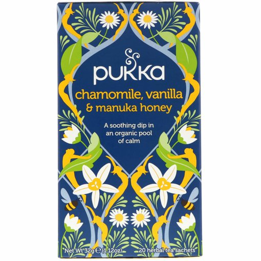 Picture of Chamomile Vanilla Tea - 20 count