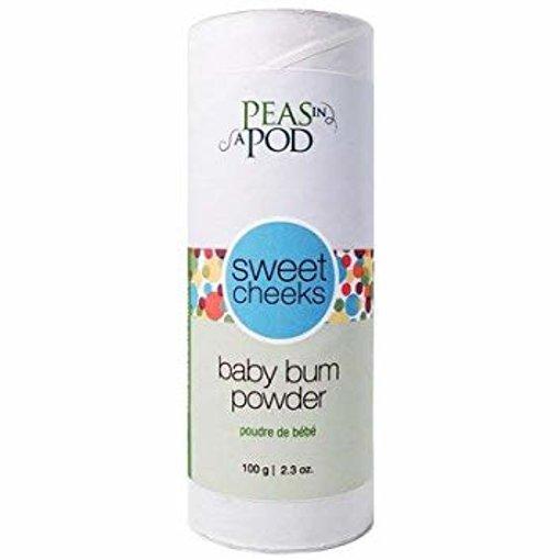 Picture of Sweet Cheeks Baby Bum Powder - 100 g