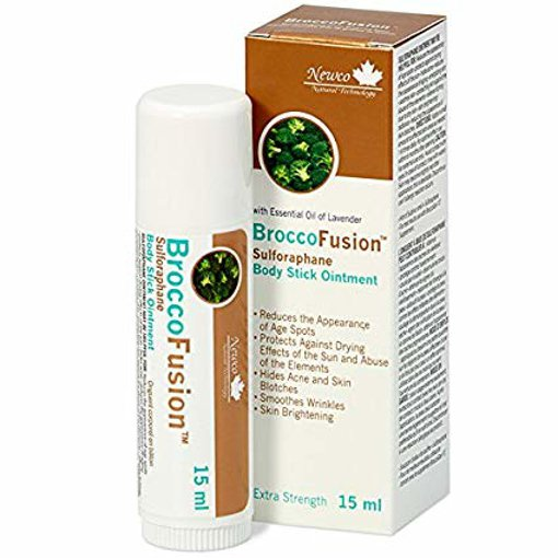Picture of BroccoFusion Sulforaphane Body Stick Ointment - 15 ml