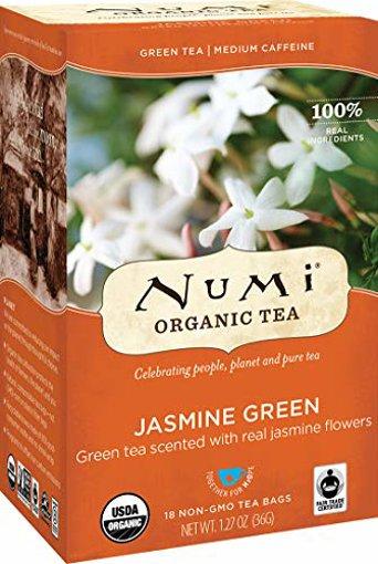 Picture of Green Tea - Jasmine Green - 18 count