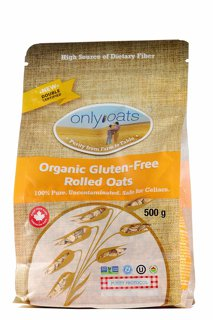 Picture of Organic Oats - Rolled - 500 g