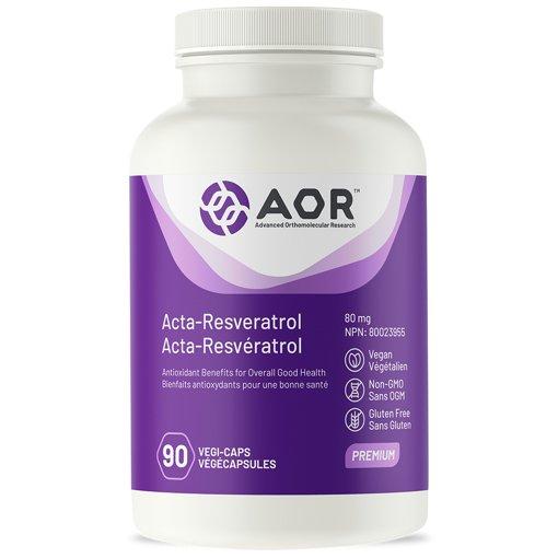 Picture of Acta - Resveratrol - 90 veggie capsules
