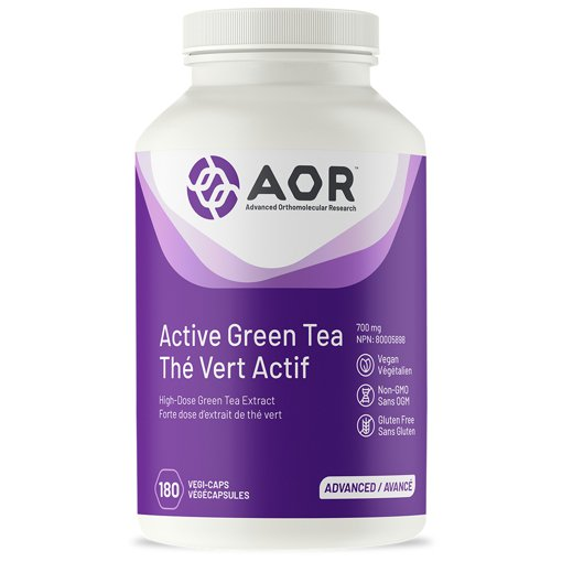 Picture of Active Green Tea - 700 mg - 90 veggie capsules