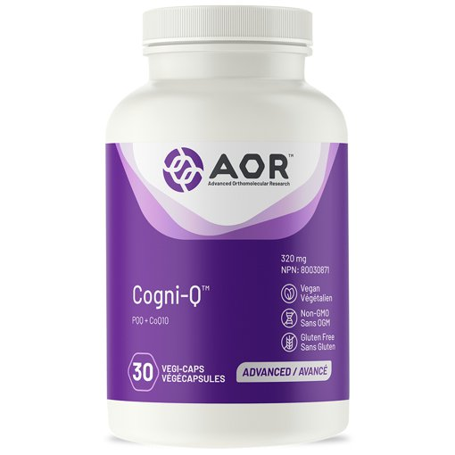 Picture of Cogni-Q - 30 veggie capsules
