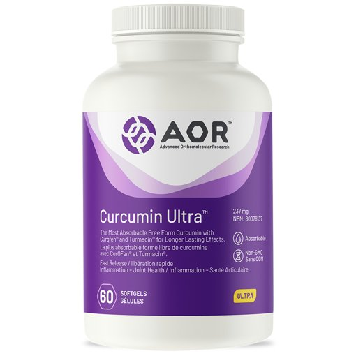 Picture of Curcumin Ultra - 60 soft gels