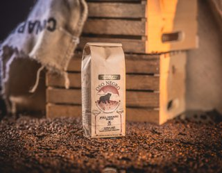 Picture of Coffee - Full Organic Blend - 454 g