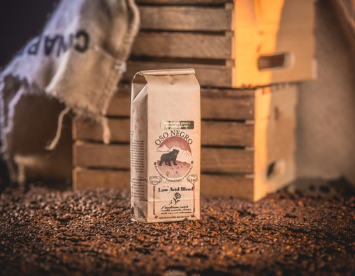 Picture of Coffee - Low Acid Blend - 454 g