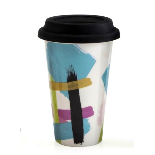 Picture of Good to Go Travel Mugs - Paint - 1 each