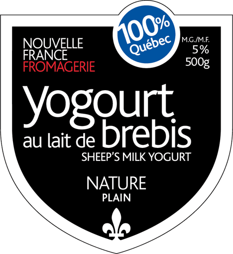 Picture of Sheep Milk Yogurt - Plain 5% - 500 g
