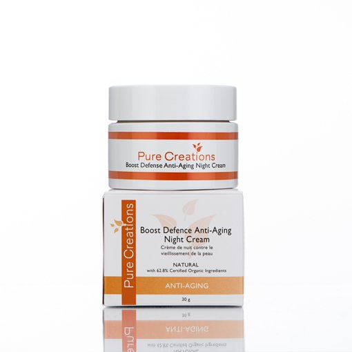 Picture of Boost Defense Anti-Aging Night Cream - 30 g