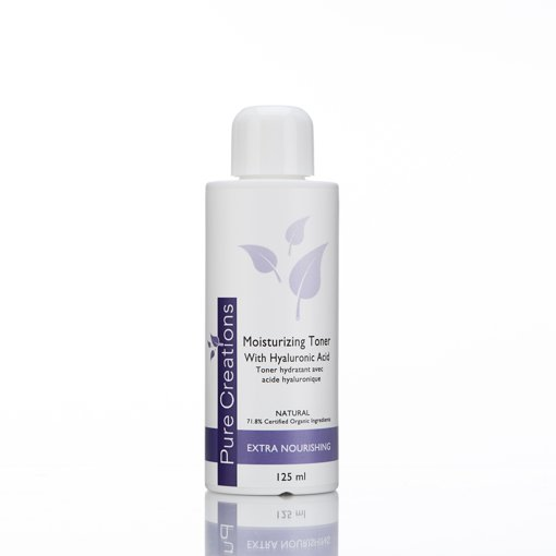 Picture of Moisturizing Toner With Hyaluronic Acid - 125 ml