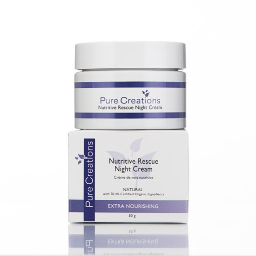 Picture of Nutritive Rescue Night Cream - 50 g