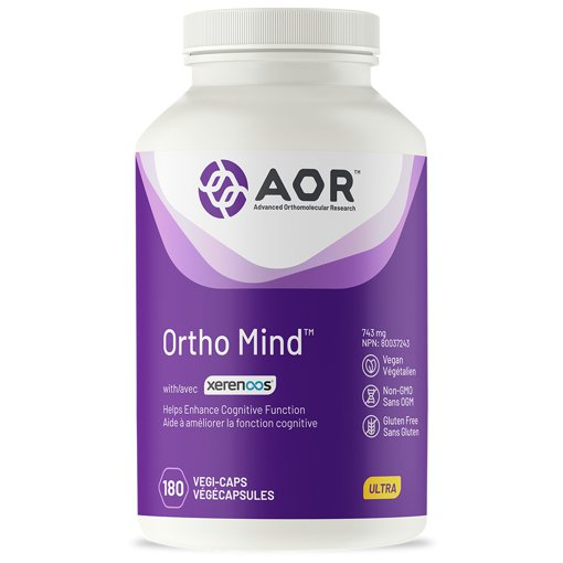 Picture of Ortho Mind - 180 veggie capsules