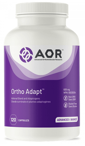 Picture of Ortho Adapt - 625 mg - 120 capsules