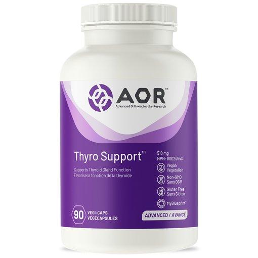 Picture of Thyro Support - 90 veggie capsules
