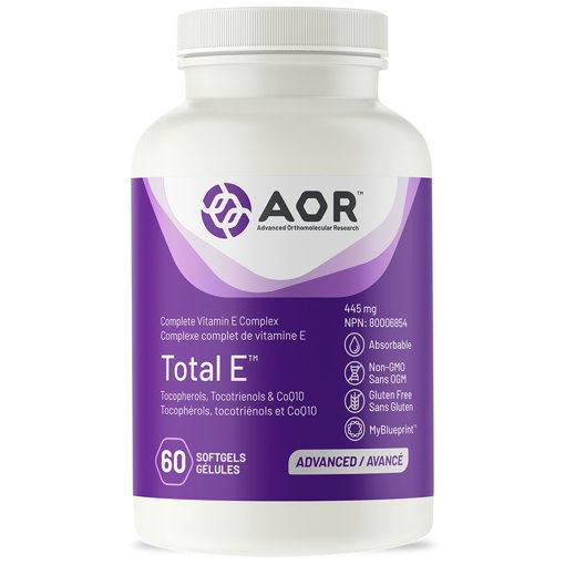Picture of Total E - 445 mg - 60 soft gels