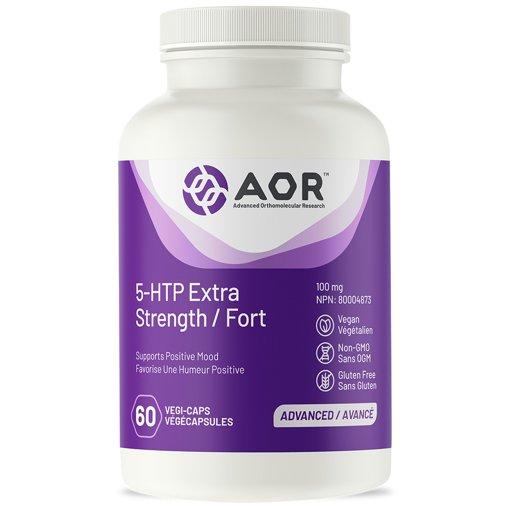 Picture of 5-HTP Extra Strength - 60 veggie capsules