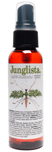 Picture of Junglista Outdoor Spray - 60 ml