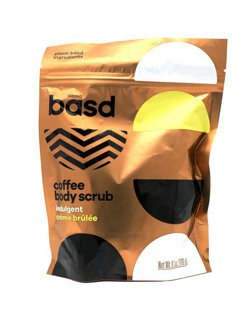 Picture of Coffee Body Scrub - Indulgent Creme Brulee - 180 g