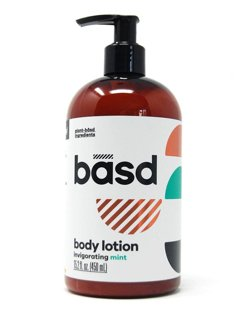 Picture of Body Lotion - Invigorating Mint - 450 ml