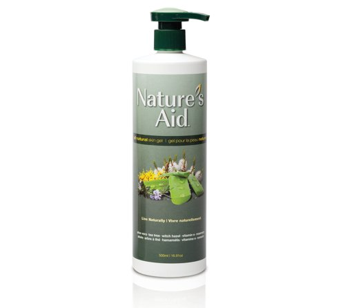 Picture of All Natural Skin Gel - 500 ml
