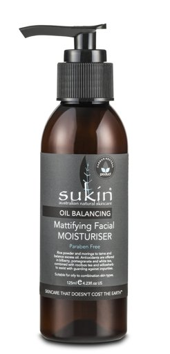 Picture of Mattifying Facial Moisturizer - 125 ml