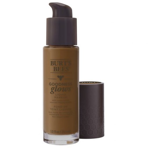 Picture of Goodness Glows Liquid Foundation - Deep Maple - 29.5 ml