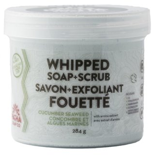 Picture of Whipped Soap - Cucumber Seaweed - 284 g