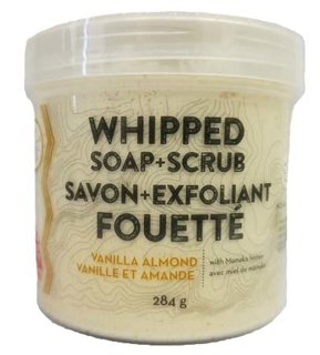 Picture of Whipped Soap - Vanilla Almond - 284 g