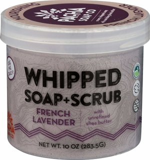 Picture of Whipped Soap - French Lavender - 284 g