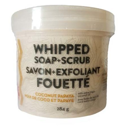 Picture of Whipped Soap - Coconut Papaya - 284 g