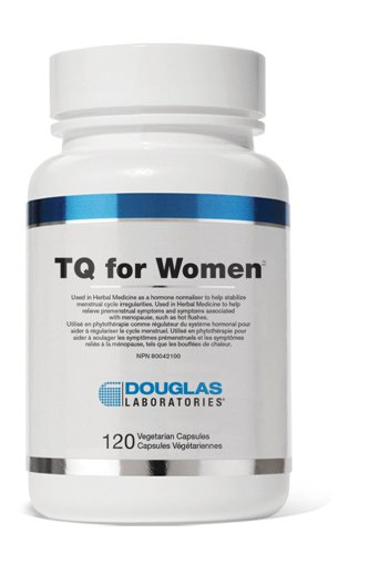Picture of TQ for Women - 120 veggie capsules