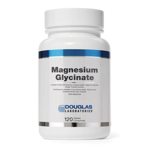 Picture of Magnesium Glycinate - 120 tablets