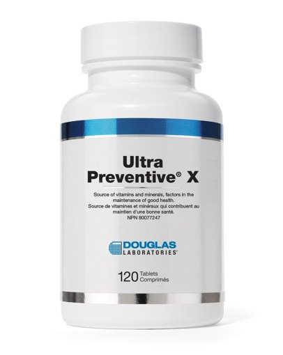 Picture of Ultra Preventive X - 120 tablets