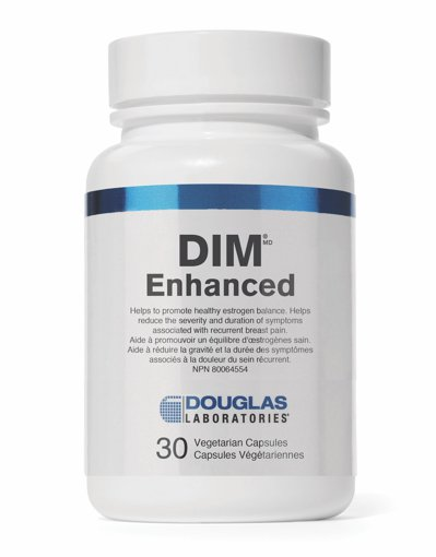 Picture of DIM Enhanced - 30 veggie capsules