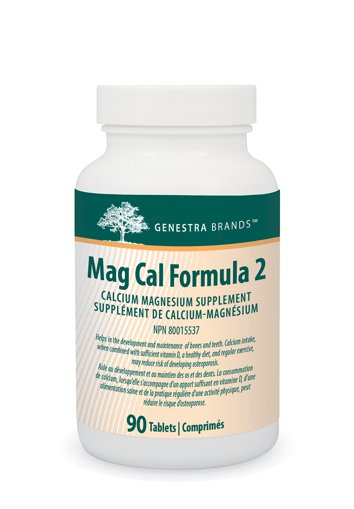 Picture of Mag Cal Formula 2 - 90 Tablets