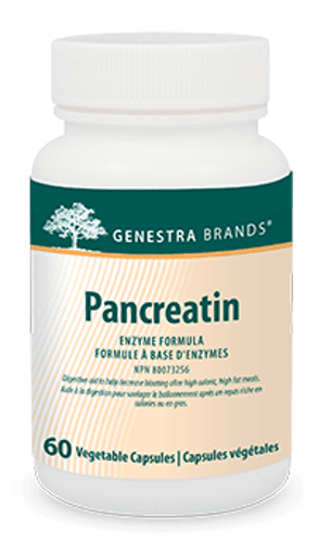 Picture of Pancreatin - 60 veggie capsules