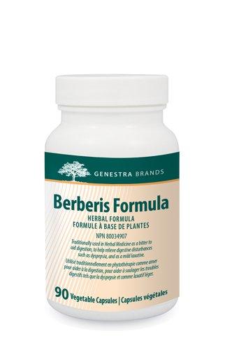 Picture of Berberis Formula - 90 veggie capsules