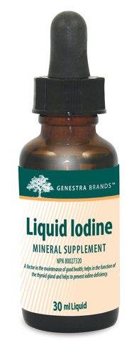Picture of Liquid Iodine - 30 ml