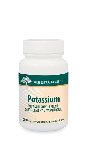 Picture of Potassium - 60 veggie capsules