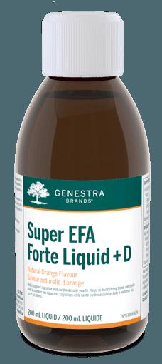 Picture of Super EFA Fort Liquid + D - 200 ml
