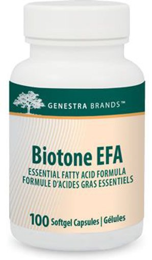 Picture of Biotone EFA - 100 soft gels