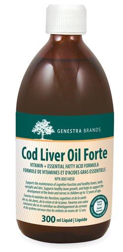 Picture of Cod Liver Oil Forte - 300 ml