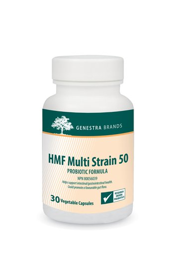 Picture of HMF Multi Strain 50 - 30 veggie capsules