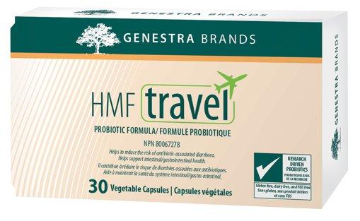 Picture of HMF Travel - 30 veggie capsules