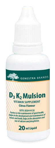 Picture of D3 K2 Mulsion - 20 ml