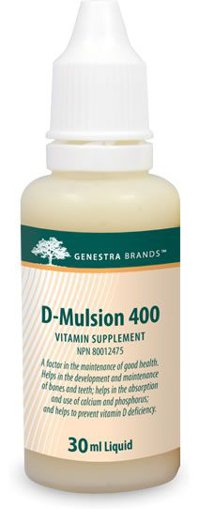 Picture of D-Mulsion 400 - 30 ml