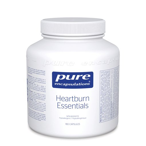 Picture of Heartburn Essentials - 180 capsules
