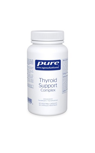 Picture of Thyroid Support Complex - 60 veggie capsules