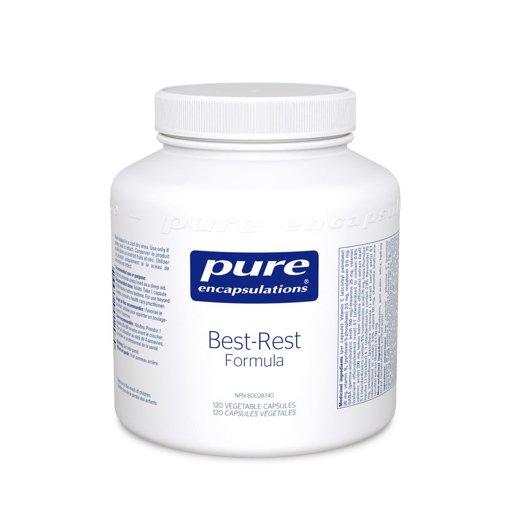 Picture of Best-Rest Formula - 120 veggie capsules